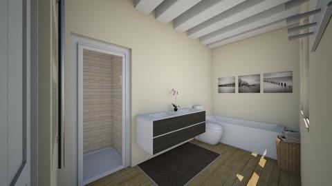 bathroomensuite2 - Country - Bathroom  - by MelindaMaria