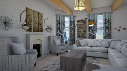 Shabby Chique  - Classic - Living room - by XqveenXlove