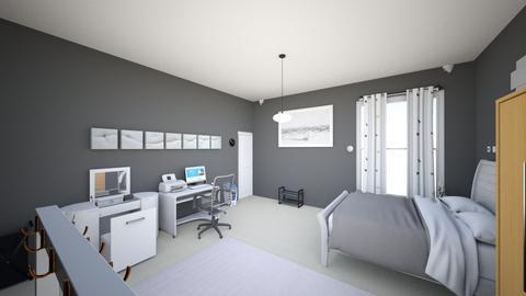 aldi 1 - Modern - Bedroom  - by aldi surya