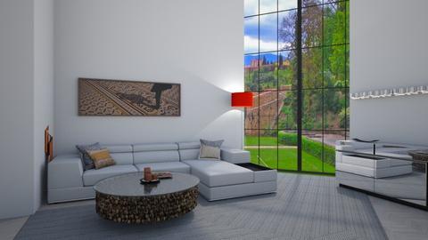 minimo - Living room  - by wiwa