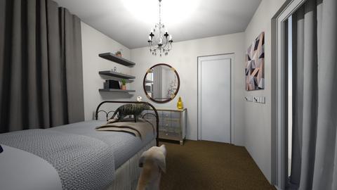 Brookes room - Bedroom  - by Schemes2Dreams