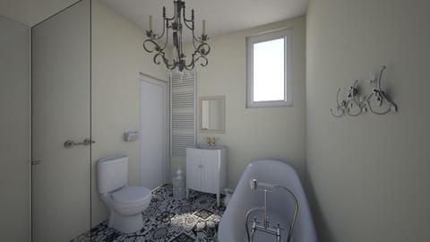 kupelna3 - Bathroom - by vinjarova