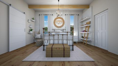paint and flooring - Bedroom  - by junckh