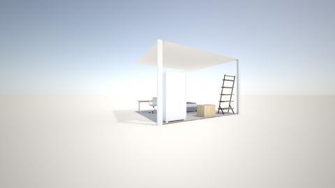 Cuarto Gamer - Modern - Bedroom  - by Gabriel Cobb