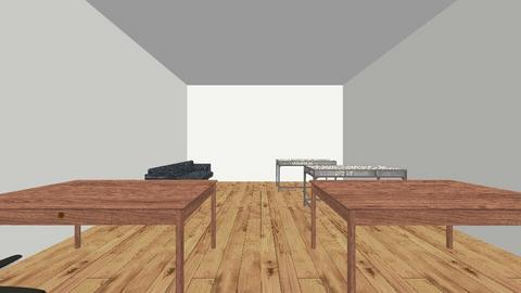 Sleip office - Modern - Office  - by sleip_ai