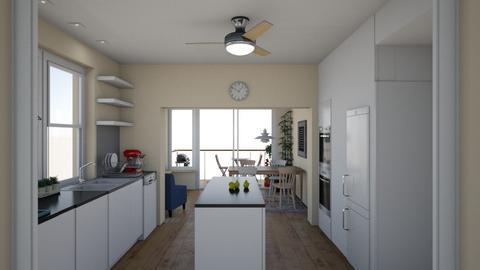 Family_kitchen_dini_JT_2 - Living room - by natajax