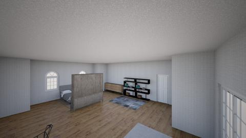 Design_1 - Modern - Bedroom  - by Monkeyman8873