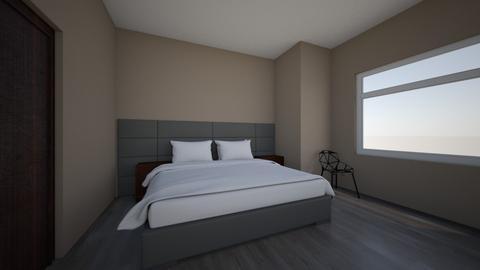 awesome bedroom - Modern - Bedroom  - by 23hunteg
