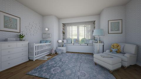 Hello Baby 2_VM - Kids room  - by doraszabo