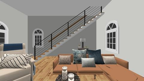 simples - Classic - Living room - by kkkcarol