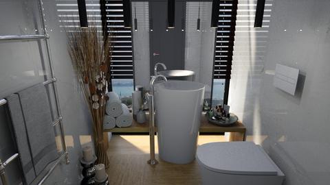 toilet - Bathroom  - by Ebru Tekneci