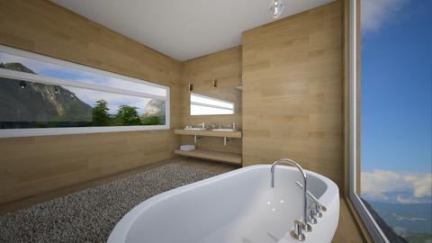 bathroom  - Bathroom  - by Larasebt
