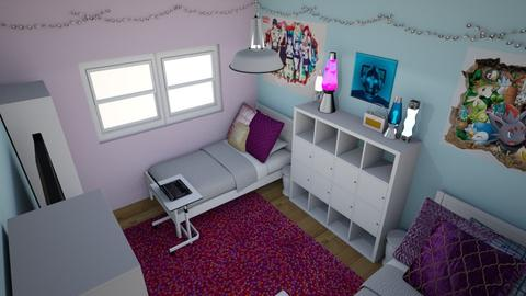 Kids Room Difference size - Modern - Kids room - by pinklilith
