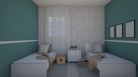 GONGLE ROOM - Kids room  - by Carmit shaked
