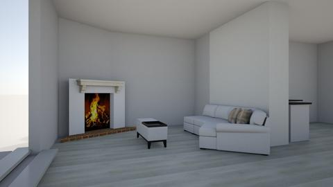 corner shape - Living room - by pachecosilv