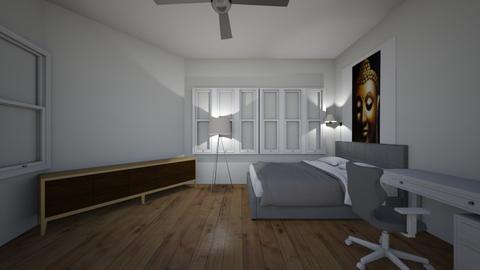 Anubhab Kundu  - Bedroom  - by Anubhab Kundu