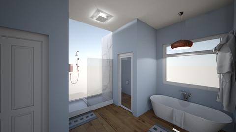 dunbar bath  - Bathroom - by Julzlee