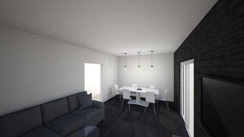 Living - Modern - Living room  - by AlinBacan