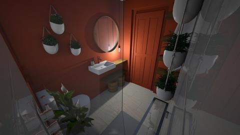 Bathroom - Bathroom  - by Jambi_81