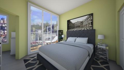 hue - Bedroom  - by emiragiba