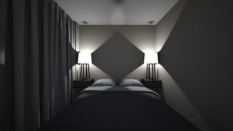 Slaapkamer - Bedroom  - by Marielles