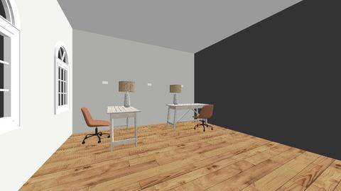 ER Room Design - Office  - by veenamganti