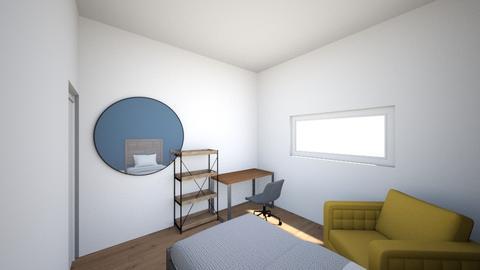 Nonna Miroyan - Minimal - Bedroom  - by nonna1324