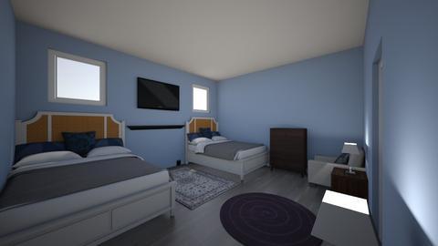 FCS Bedroom - Bedroom  - by bennett sieger
