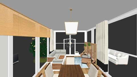 rrrrrrrrr2 - Living room  - by kaetula