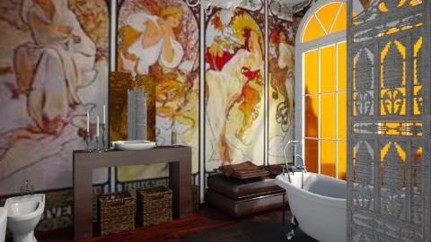 bath - Bathroom  - by rasty
