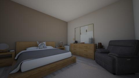 pink aesthetic bedroom - Modern - Bedroom - by cocoscreation