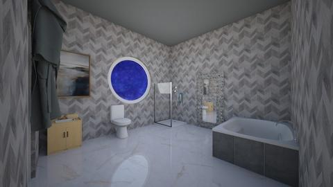 bathroom_galaxy - Bathroom  - by Aldio scoot kid