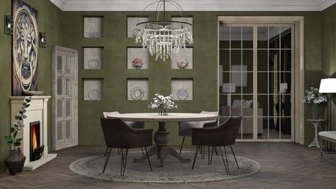 Light - Dining room  - by Lizzy0715