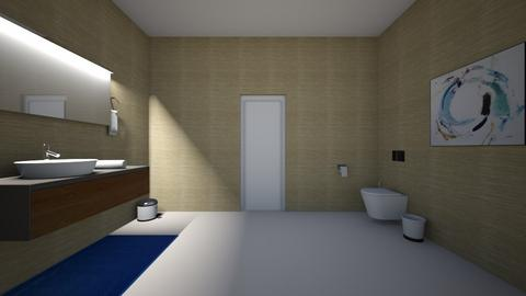 bathroom 2 - Bathroom - by martinezperez457