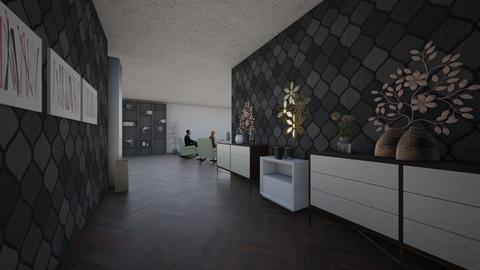 vars foyer - Living room - by varshitha