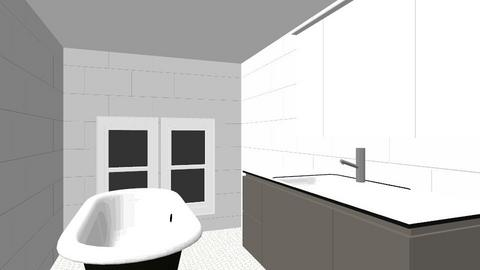 upstairs bath 0714 - Bathroom  - by bgcampbell