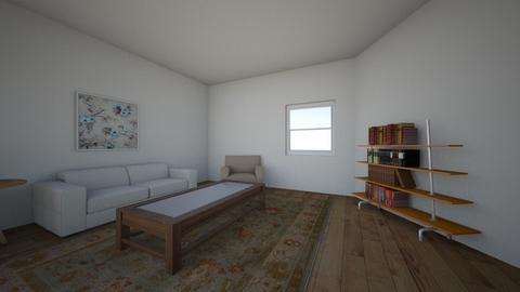 Living Room - Living room - by butterfl7