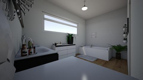 Real life bathroom - Modern - Bathroom - by Gabriellagks