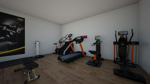 gym - by minhthu2093