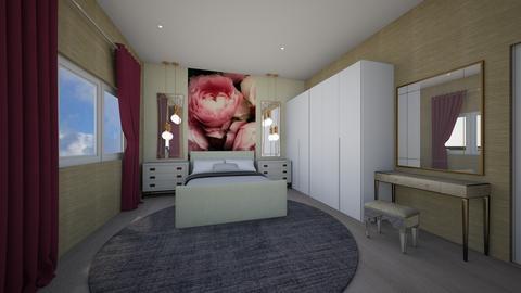Bedroom 1 - Modern - Bedroom  - by danes