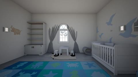 Nursery - Kids room  - by airaespela
