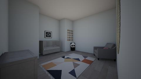 Millies room - Kids room - by 27mduell