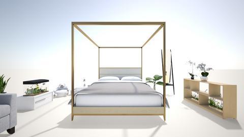 cuarto 1 - Modern - by Azulema111
