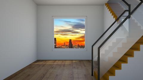 SUNSET - Living room  - by Nur Hidayati Hassim