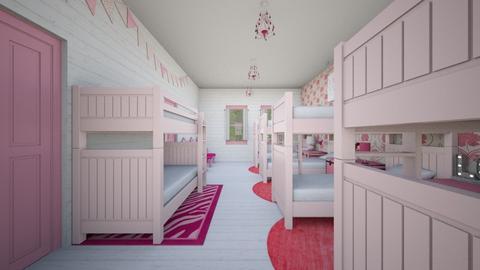 Aphrodite Cabin 6 - Bedroom  - by SammyJPili