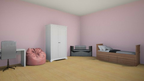 My ROOM - Classic - Kids room - by mirka04