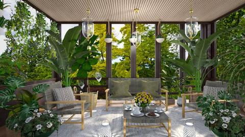 M_Green oasis_vood porch - by milyca8