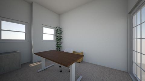 My Youtube room Office - Modern - Office  - by Kemcd2