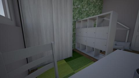 Bubus rrom1 - Kids room  - by Melcsi30