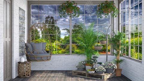 Planter room - Garden  - by daydreamer84